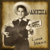 Amnesia CD Cover - Lamar Morris