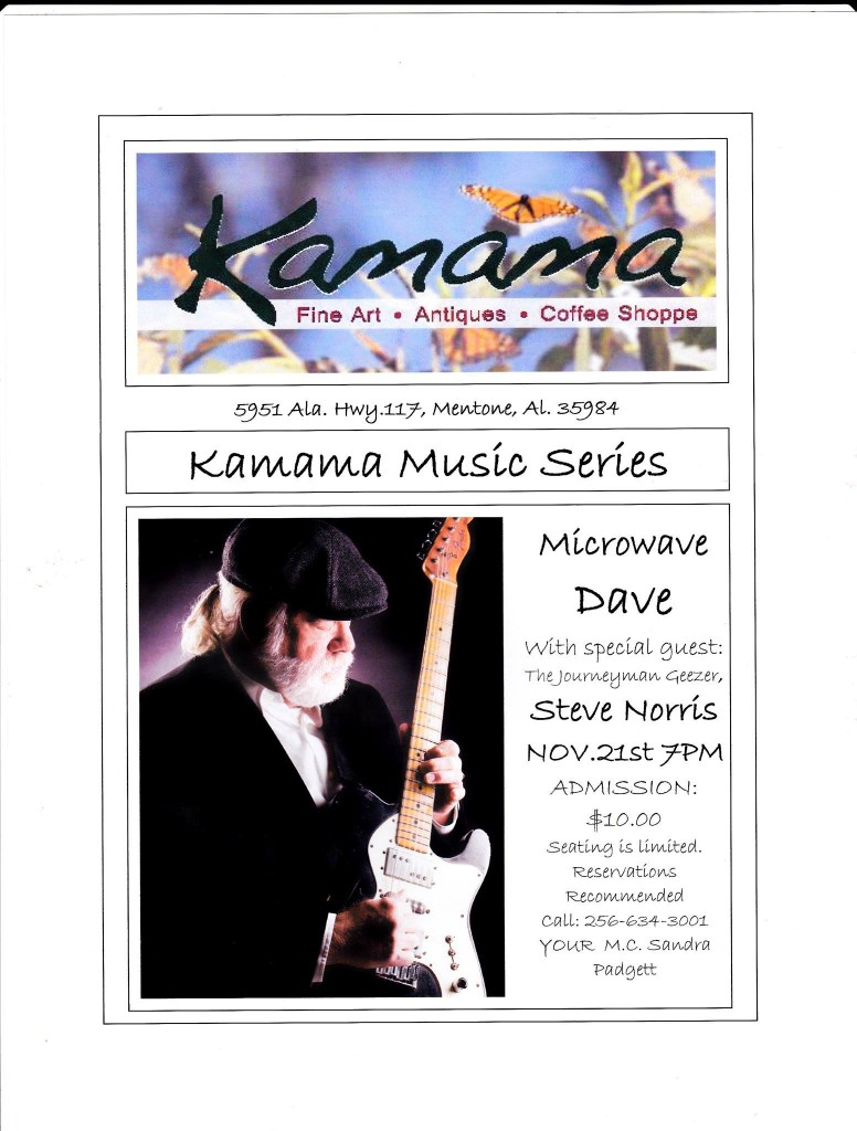 Kamama Music Series