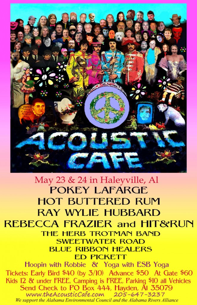 The Acoustic Cafe