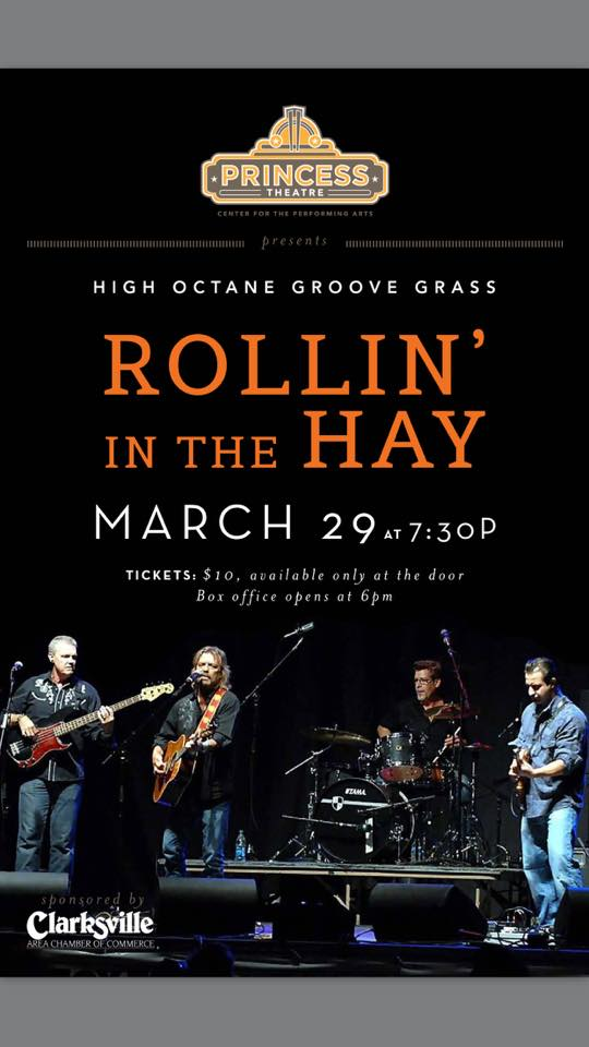 RollinIn The Hay